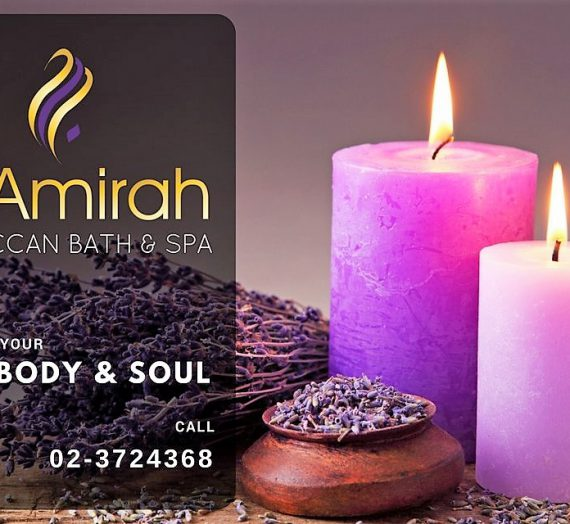 Experience Moroccan Bath in Quezon City