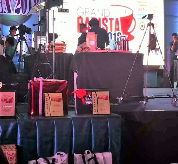 12th Philippine Grand Barista Cup 2018 winners bared