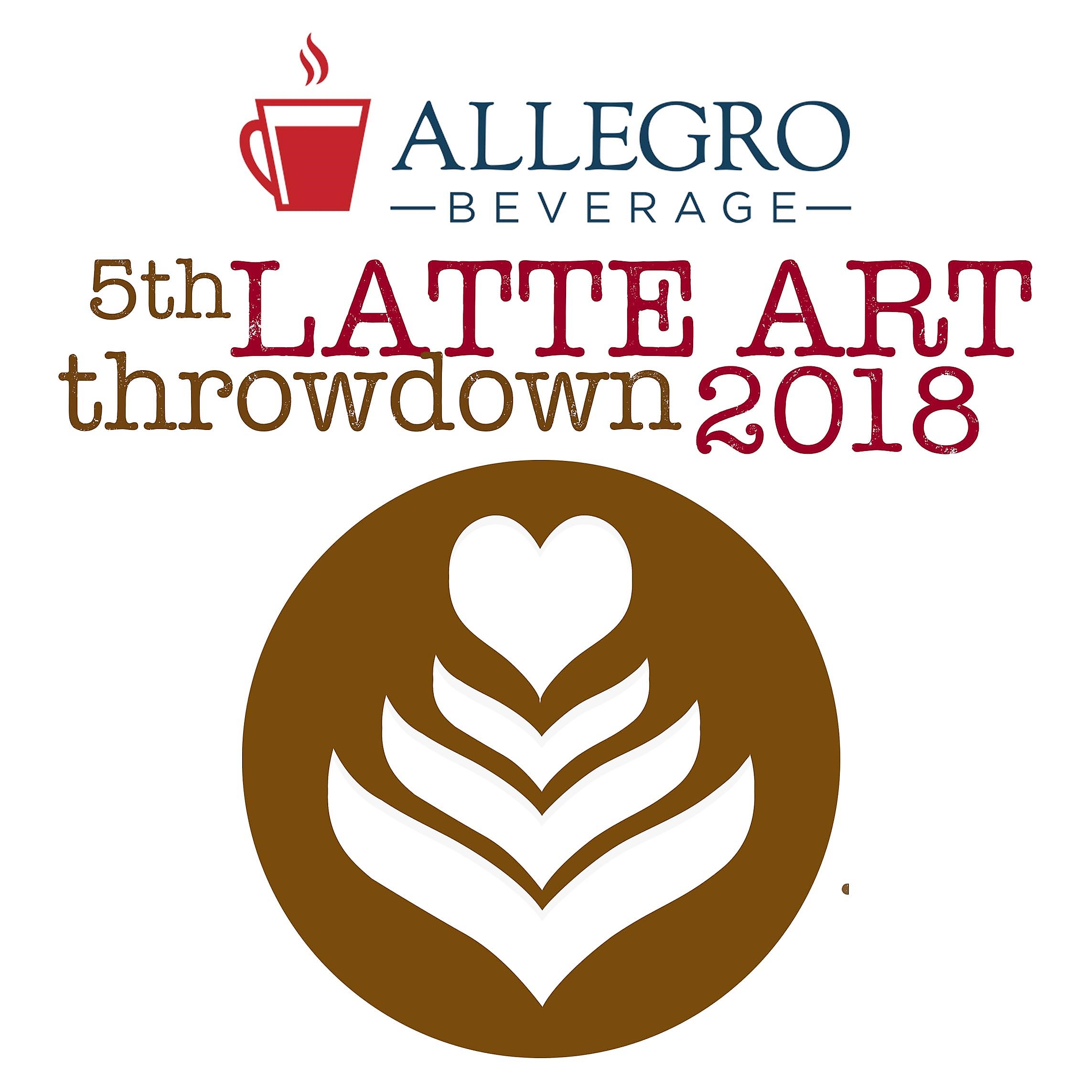 Latte Art Throwdown Logo