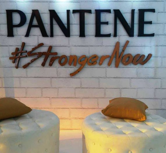Pantene Philippines calls on Filipinas to be #StrongerNow