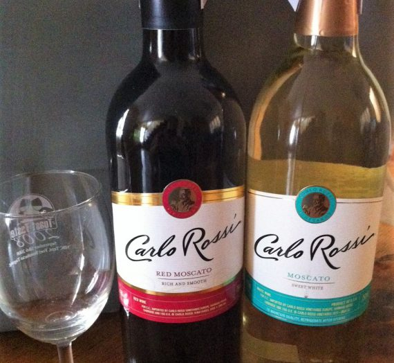 Discover MOSCATO by Carlo Rossi Wines