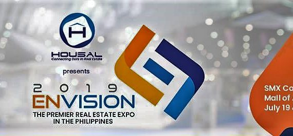 ENVISION 2019 presents a new era of REAL ESTATE industry with technology