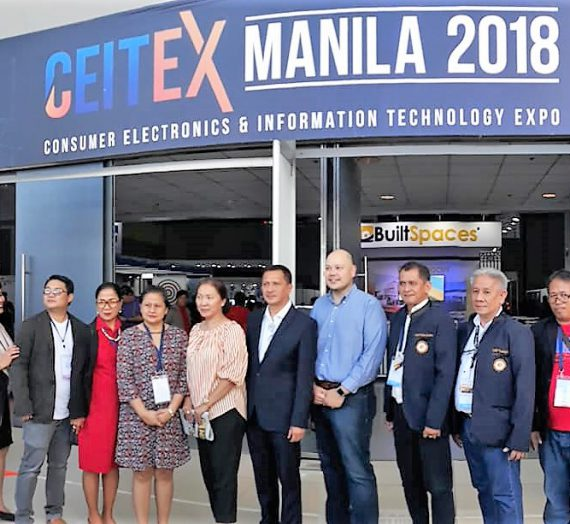 The 1st CEITEX Manila 2018 formally opens