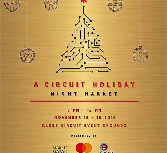 A Circuit Holiday Night Market in Makati
