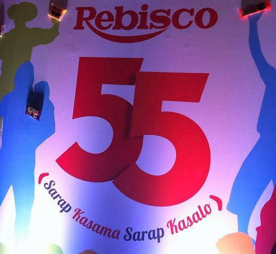 Rebisco marks 55th anniversary with unveiling of Special Edition Designer Can series