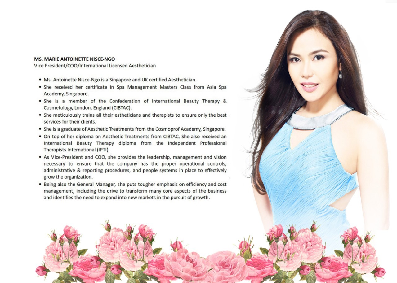 COO_International Licensed Aesthetician Antoinette Nisce Ngo
