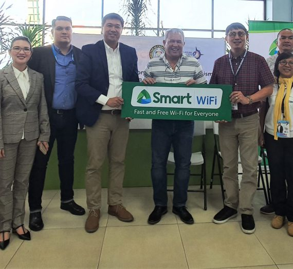 PLDT Enterprise launches Smart WiFi in Port of Cagayan de Oro