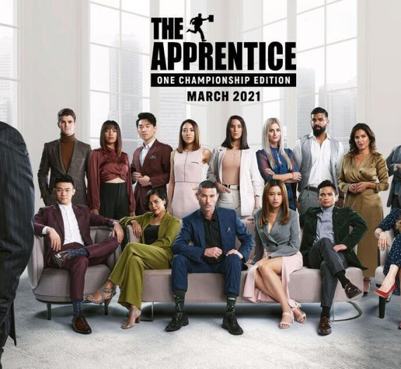 'The Apprentice: ONE Championship Edition' Asian Premiere is Most-Watched English-Language Reality Series Premiere of 2021