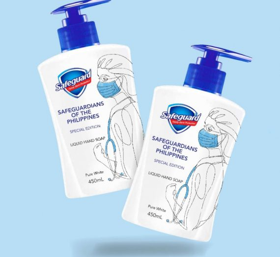As COVID-19 Cases Reach an All-Time High, Safeguard Releases Limited Edition Hand Soap