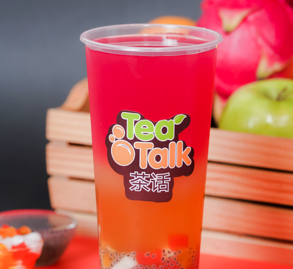 A perfect family summer bonding with Tea Talk's best-selling drinks