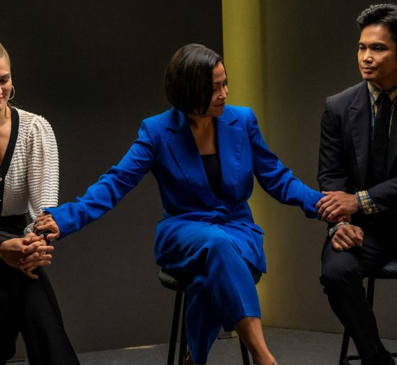 Pinoy Against The World: Louie Sangalang moves closer to The Apprentice top spot