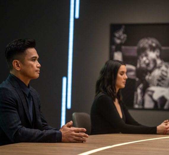 Meet the Final Two Candidates on 'The Apprentice: ONE Championship Edition'